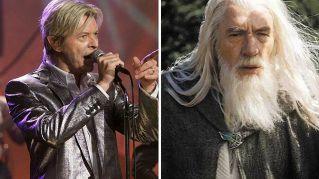 David Bowie doveva essere Gandalf in Il Signore degli Anelli