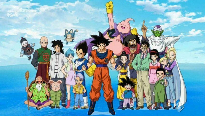 Dragon Ball compie 30 anni e torna in versione Super