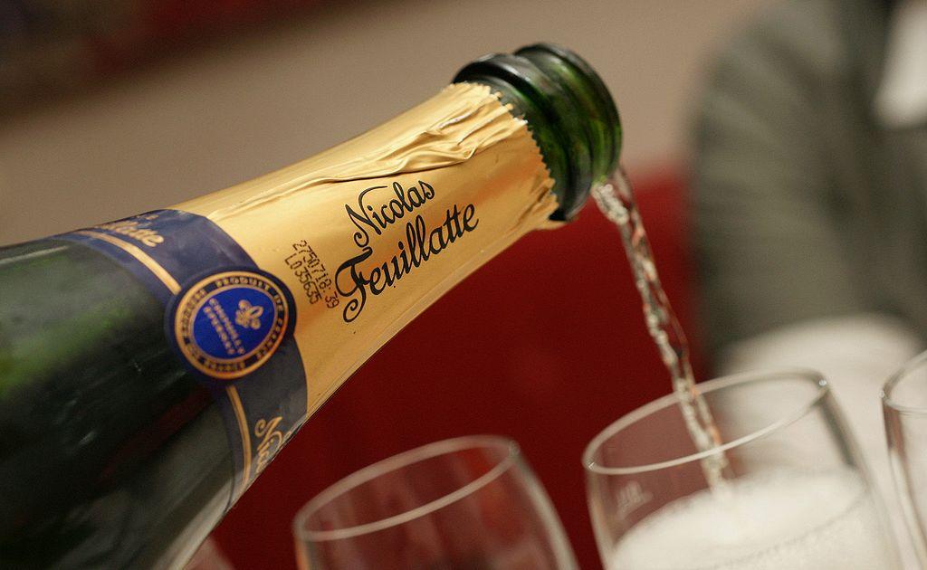 Come conservare lo champagne posizione temperatura - Umidita ideale in casa ...
