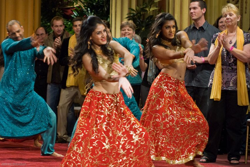 La neve a Bollywood dà spettacolo