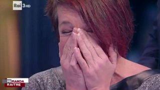 A Mi Manda Rai3 annuncio inaspettato: lacrime in diretta tv