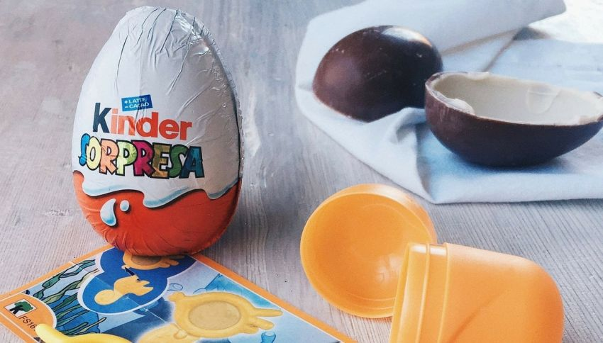 2016 non si placa: morto anche l'inventore dell'ovetto Kinder
