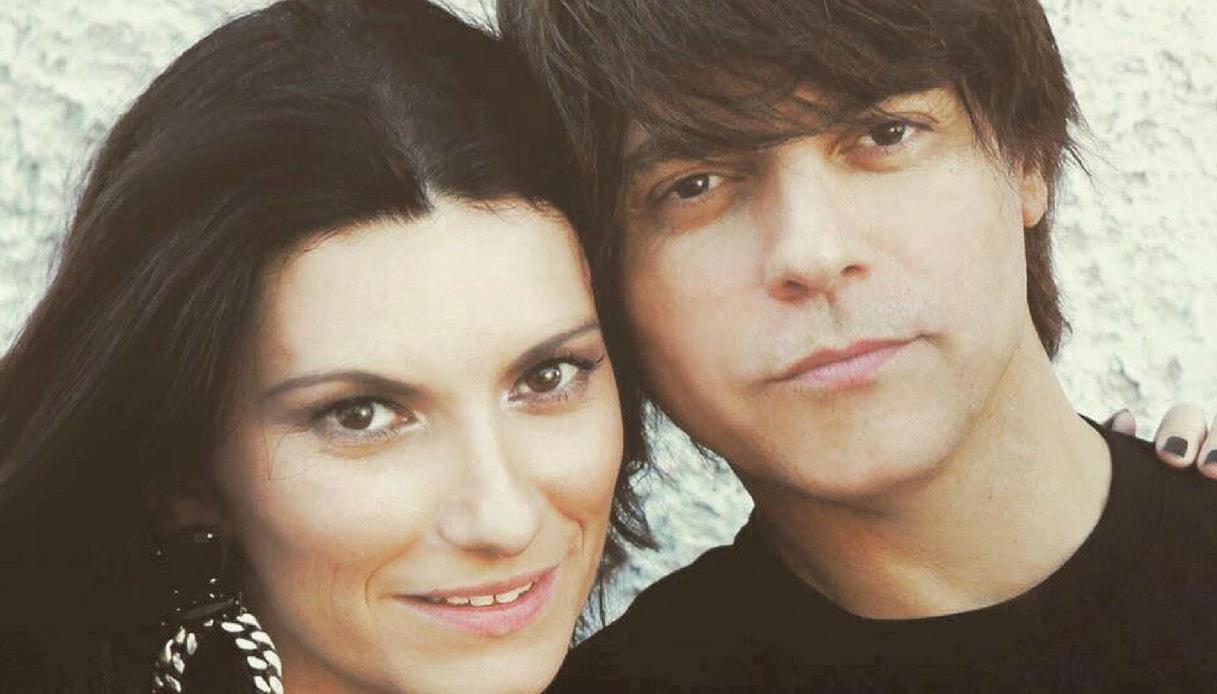 Chi è Paolo Carta, compagno di Laura Pausini e padre di Paola