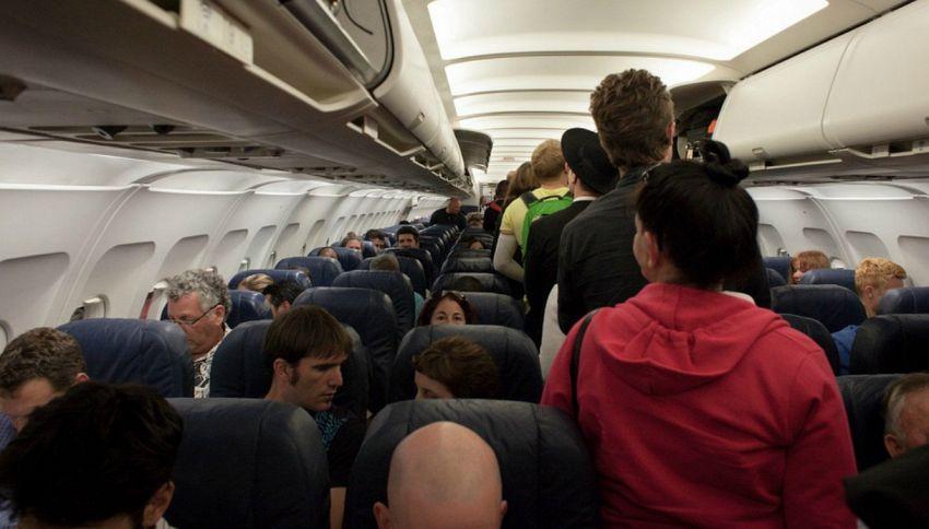 Powersiesta, una scatola per dormire meglio in aereo