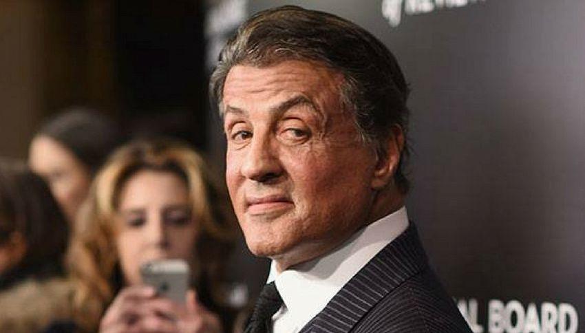 Stallone rifiuta la proposta di Trump: non scenderà in politica