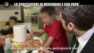 """Studente che spacciava merendine: """"Guadagno 800 euro al mese"""""""