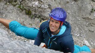 La storia di Tamara Lunger, l'alpinista premiata agli Sports Awards