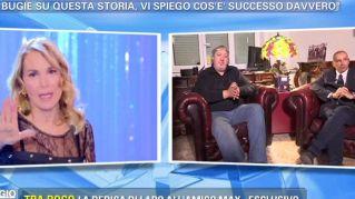 """Barbara D'Urso contro il paparazzo: """"Qui comando io"""""""