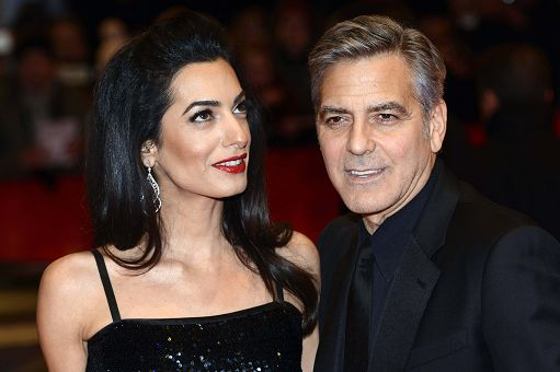 George Clooney e Amal diventeranno genitori di due gemelli