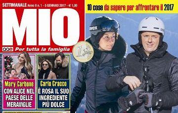 Vacanza sulle Dolomiti per Matteo ed Agnese Renzi