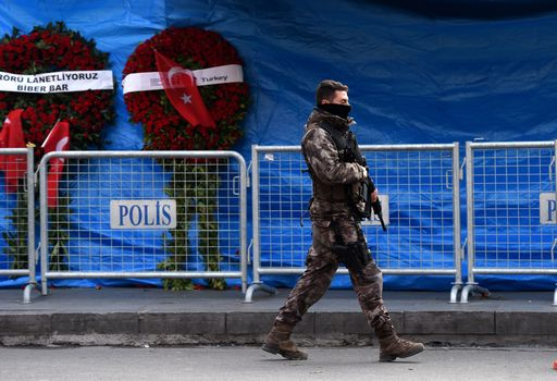 Il killer del Reina Club è ancora a Istanbul (media turchi)