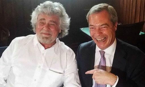 Accordo Grillo-Farage, M5s resta in Efdd