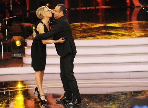 Conti: Maria De Filippi al festival di Sanremo a titolo gratuito
