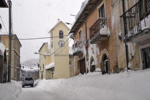 Centro Italia, nella notte oltre 80 scosse due con magnitudo 3.5