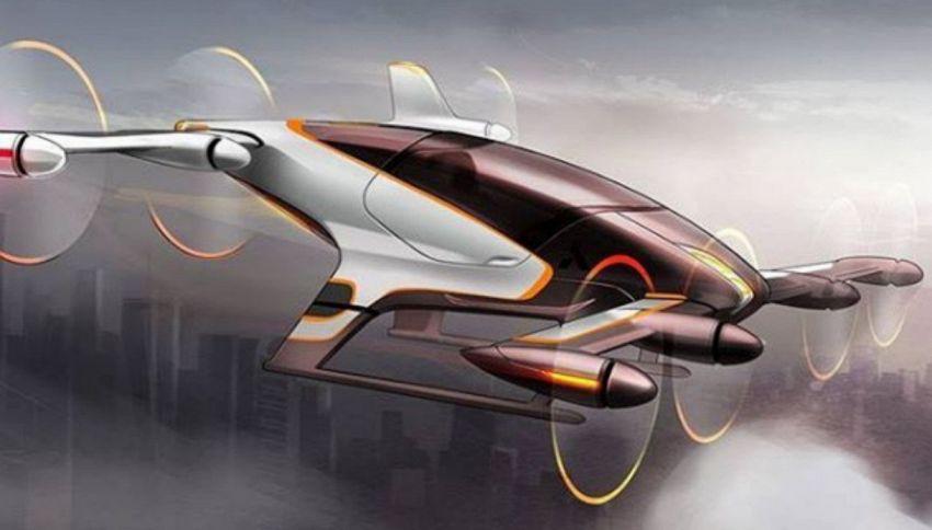 Airbus, le prime auto volanti arriveranno dalla Francia