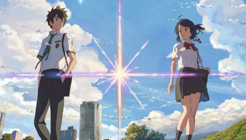 Your Name: il capolavoro del maestro Shinkai al cinema