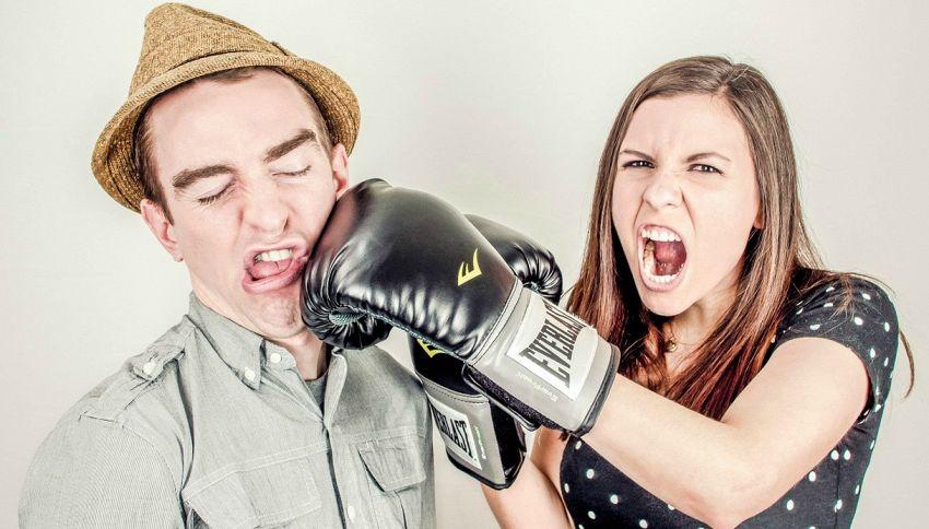 Moglie allergica al marito, non può stare nella stessa stanza