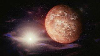 Scoperti microbi che possono sopravvivere su Marte