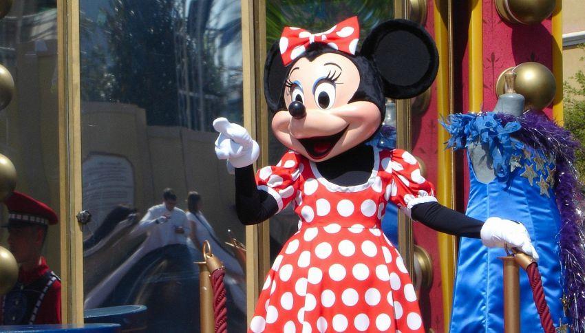 Minnie arrestata per aver rubato 8000 euro ai turisti