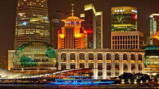 In Cina si sono costruiti 86 grattacieli in un anno