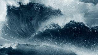 Rischio mega tsunami, quando arrivano le onde alte 4 chilometri
