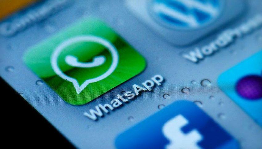 Whatsapp trasforma messaggio vocale in testo. Ecco come