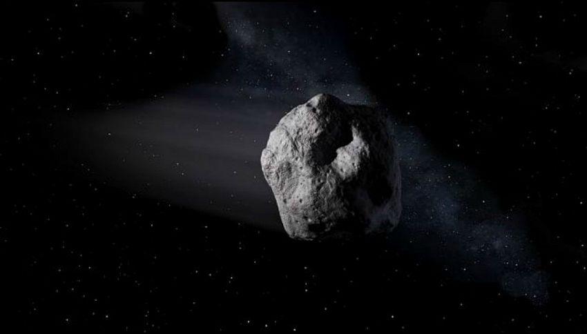 A breve un asteroide colpirà la Terra provocando un mega tsunami