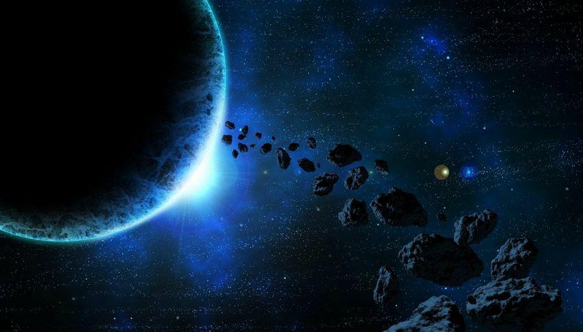 La Nasa e l'asteroide da 10mila quadrillioni, missione in corso