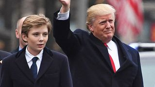 Chelsea Clinton difende il piccolo Trump dagli sfottò in rete
