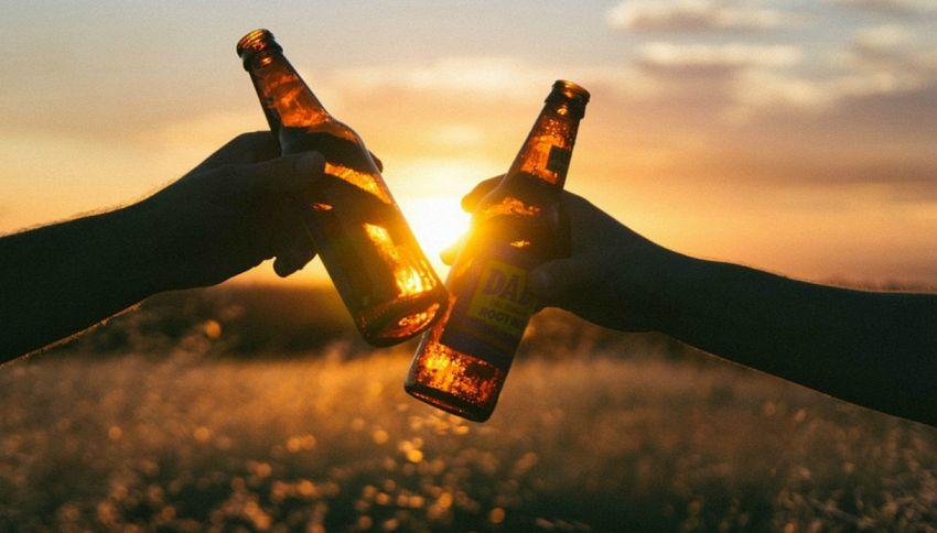 In quale stato si beve di più al mondo?