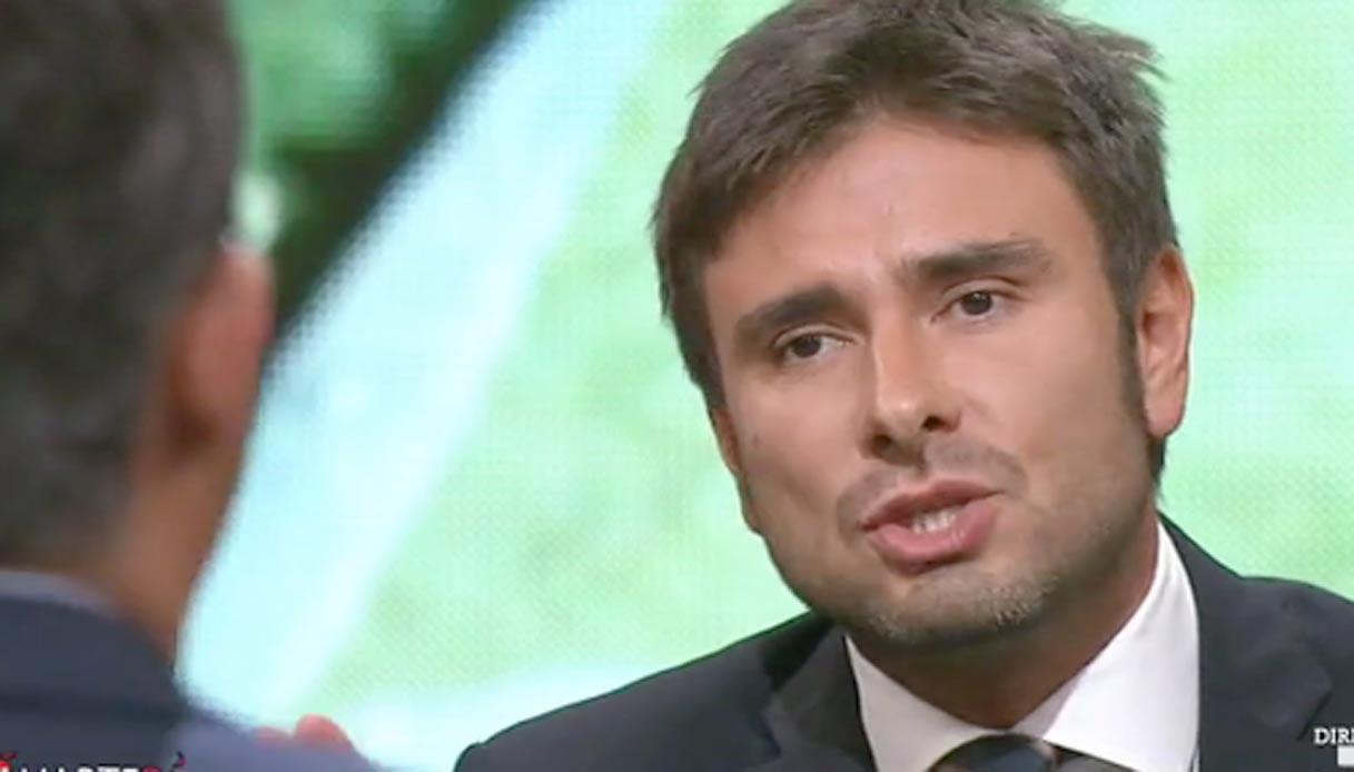 """Floris provoca Di Battista: """"Ha chiesto il permesso?"""""""