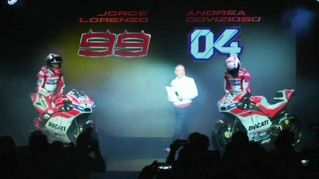Cade il velo: bocca aperta per la nuova Ducati