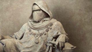 Star Wars, i personaggi scolpiti come classiche statue greche