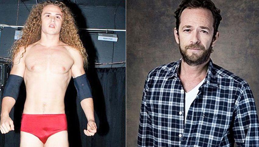 Fa il wrestler, è irriconoscibile: ecco Nate, figlio Luke Perry