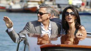 Clooney sarà padre di due gemelli a 55 anni