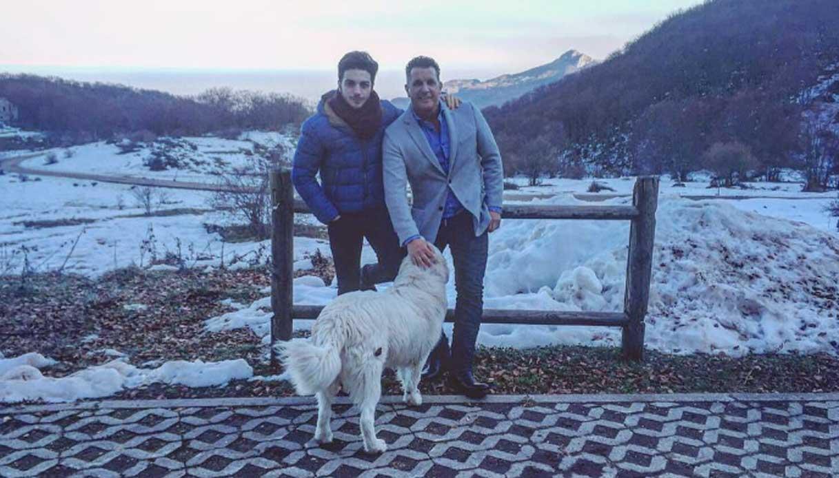 """Dramma Rigopiano, Gianluca Ginoble de Il Volo: """"Addio amico mio"""""""