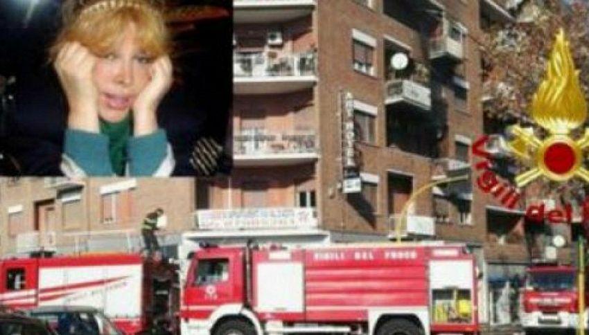 """Isabella Biagini:""""Hanno dato fuoco alla casa per cacciarmi"""""""