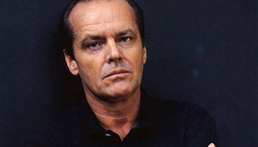 Jack Nicholson va in pensione. Niente più film