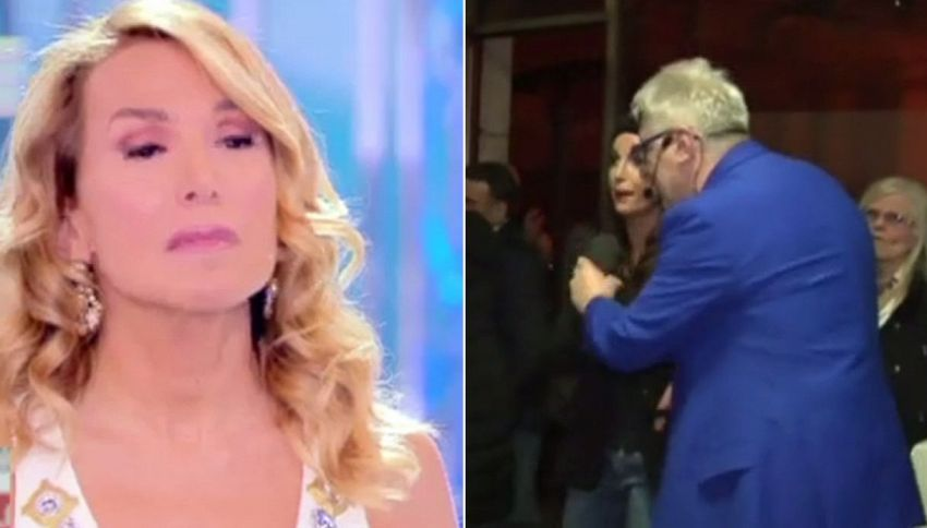 Lemme aggredisce Francesca De Andrè: sfiorata rissa in studio