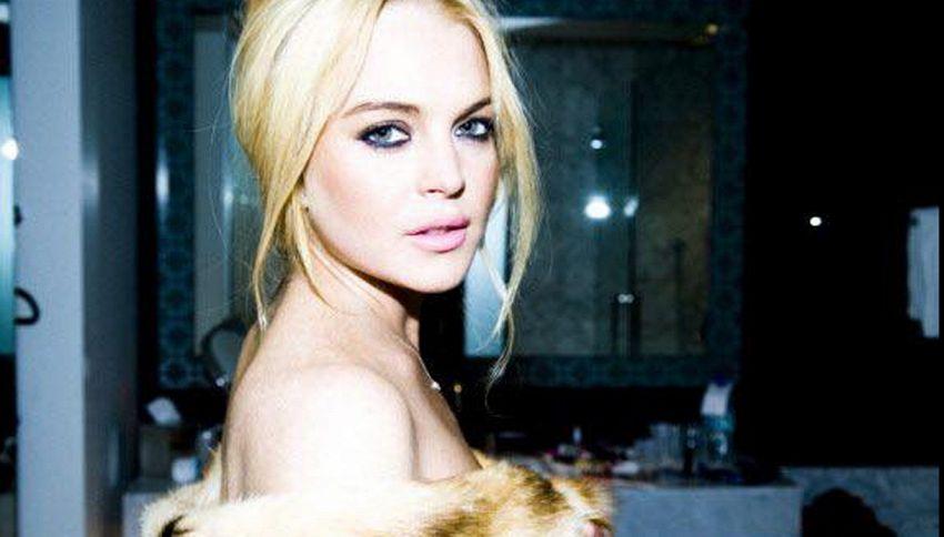 Addio a Instagram e messaggio in arabo: svolta per Lindsay Lohan