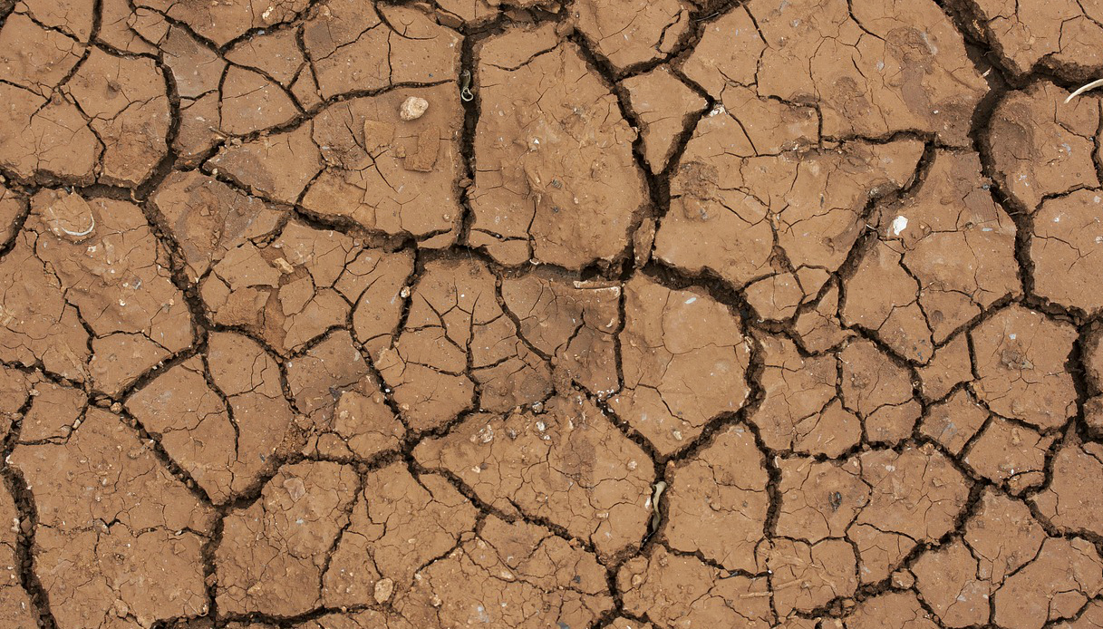 Curiosity trova fango essiccato su Marte