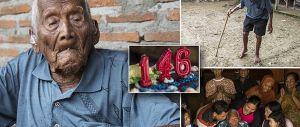 146 anni e non sentirli. L'uomo più vecchio del mondo vive così