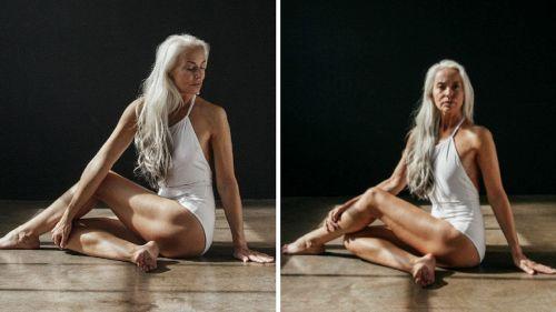 Yazemeenah Rossi: la modella di bikini che ha 60 anni