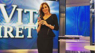 Cristina Parodi lascia La Vita In Diretta: ecco chi la sostituirà