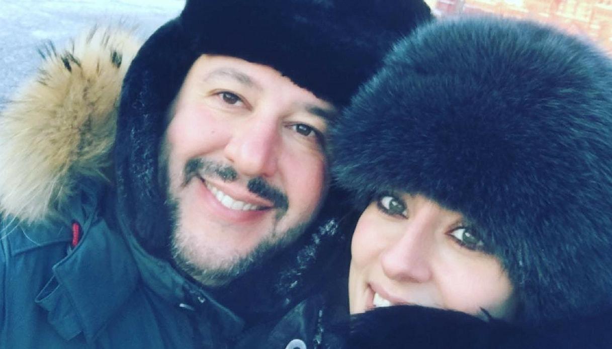 """Elisa Isoardi: """"Tutto pronto per le nozze con Salvini"""""""