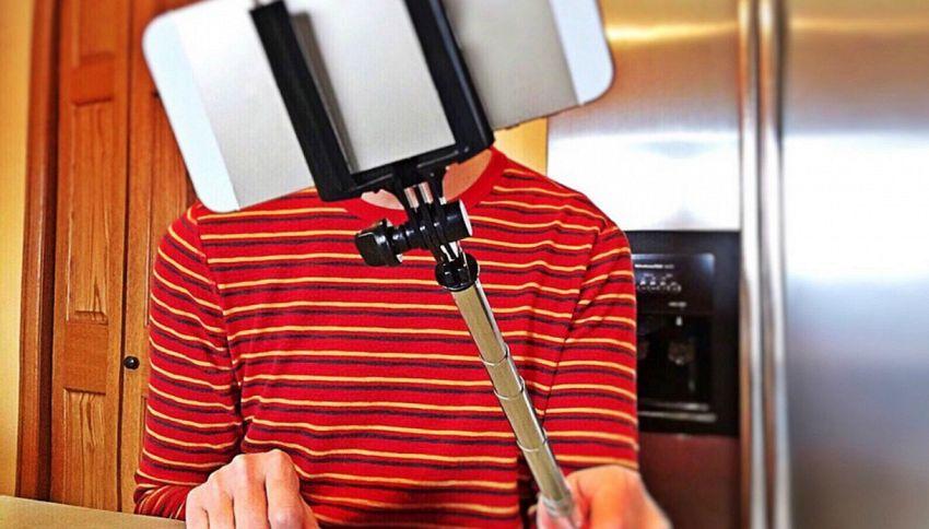 Ecco come i selfie serviranno finalmente a qualcosa di utile
