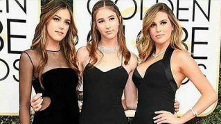Sophia, Sistine e Scarlet: ecco chi sono le figlie di Stallone