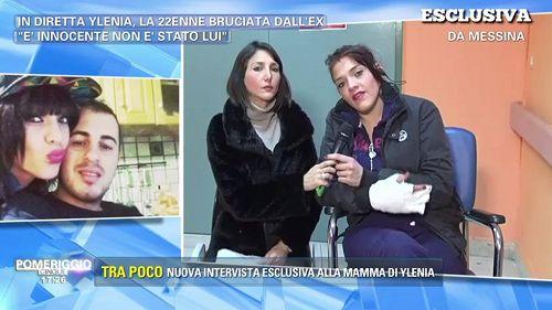 Ylenia, lite con la madre in diretta dalla D'Urso