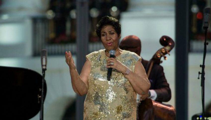 Aretha Franklin annuncia il suo ritiro dalla musica
