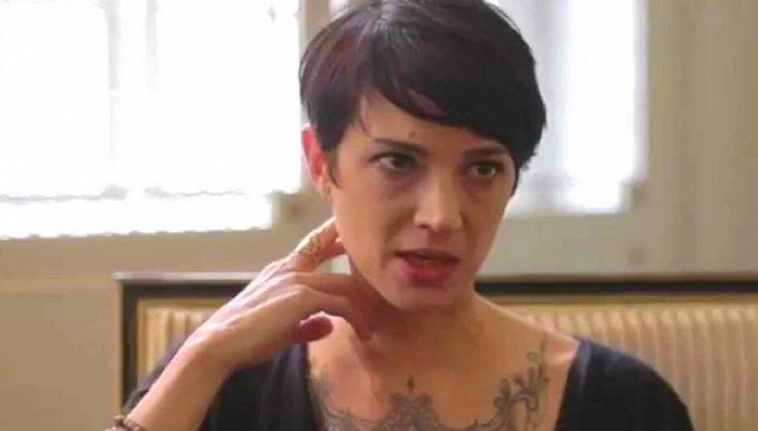 Asia Argento si scusa con Giorgia Meloni